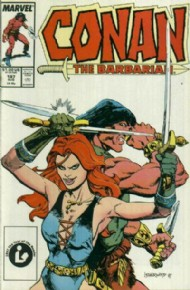 Conan the Barbarian 1970 - 1993 #197