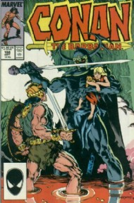 Conan the Barbarian 1970 - 1993 #198