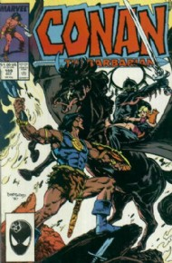 Conan the Barbarian 1970 - 1993 #199