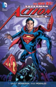 Action Comics (2nd Series): at the End of Days 2013 #3