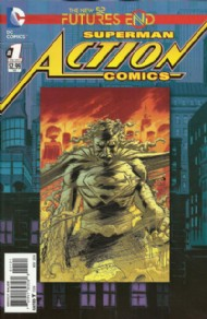 Action Comics (2nd Series): Futures End 2014 #1