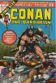 Conan the Barbarian Annual 1973 - 1987 #1