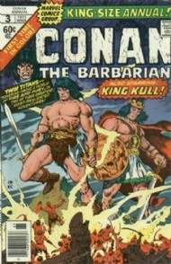 Conan the Barbarian Annual 1973 - 1987 #3