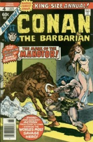 Conan the Barbarian Annual 1973 - 1987 #4