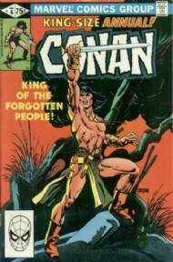 Conan the Barbarian Annual 1973 - 1987 #6