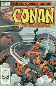 Conan the Barbarian Annual 1973 - 1987 #7