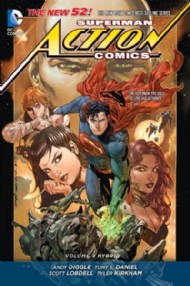 Action Comics (2nd Series): Hybrid 2014 #4