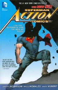 Action Comics (2nd Series): Superman and the Men of Steel 2012 #1