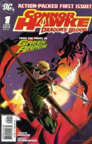 Connor Hawke: Dragon's Blood 1997 #1