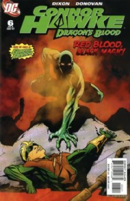Connor Hawke: Dragon's Blood 1997 #6