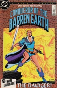 Conqueror of the Barren Earth 1985 #1