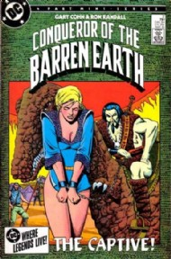 Conqueror of the Barren Earth 1985 #2