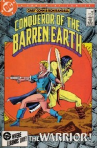Conqueror of the Barren Earth 1985 #3