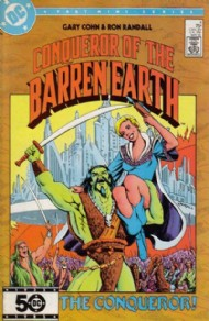 Conqueror of the Barren Earth 1985 #4
