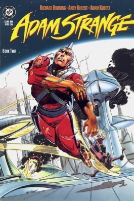Adam Strange (1st Series) #2