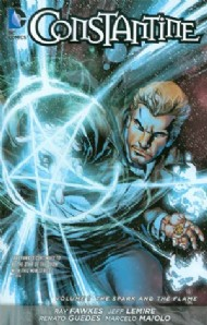 Constantine: the Spark and the Flame 2014 #1