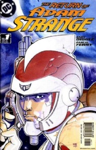 Adam Strange (2nd Series) 2004 - 2005 #1