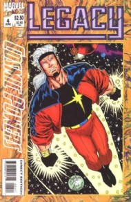 Cosmic Powers 1994 #4
