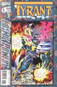 Cosmic Powers 1994 #6