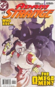 Adam Strange (2nd Series) 2004 - 2005 #4