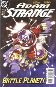 Adam Strange (2nd Series) 2004 - 2005 #7