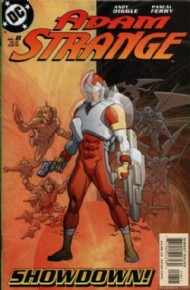 Adam Strange (2nd Series) 2004 - 2005 #8