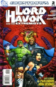Countdown Presents: Lord Havok and the Extremists 2007 - 2008 #2