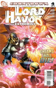 Countdown Presents: Lord Havok and the Extremists 2007 - 2008 #4