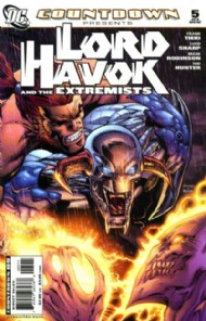 Countdown Presents: Lord Havok and the Extremists 2007 - 2008 #5