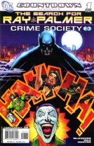 Countdown Presents: the Search for Ray Palmer: Crime Society 2007 #1
