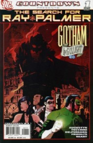Countdown Presents: the Search for Ray Palmer: Gotham by Gaslight 2008 #1