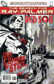 Countdown Presents: the Search for Ray Palmer: Red Son 2008 #1