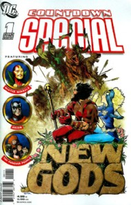 Countdown Special: New Gods 2008 #1