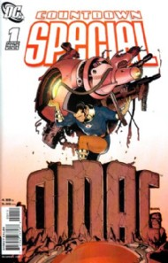 Countdown Special: Omac 2008 #1