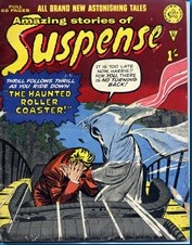 Amazing Stories of Suspense 1963 - 1989 #1