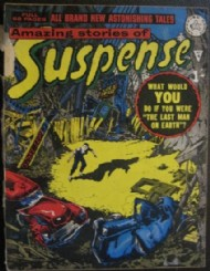 Amazing Stories of Suspense 1963 - 1989 #4