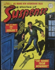 Amazing Stories of Suspense 1963 - 1989 #5