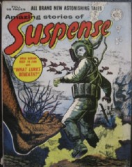 Amazing Stories of Suspense 1963 - 1989 #6