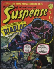 Amazing Stories of Suspense 1963 - 1989 #7
