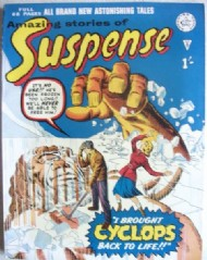 Amazing Stories of Suspense 1963 - 1989 #8