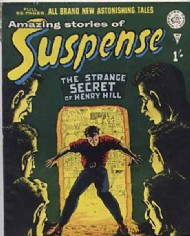 Amazing Stories of Suspense 1963 - 1989 #10
