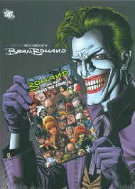 Cover Story: the DC Comics Art of Brian Bolland 2011