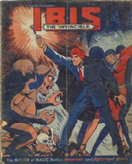 Ibis the Invincible 1950 #1