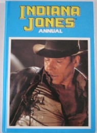 Indiana Jones Annual 1990 #1990