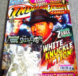 Indiana Jones Comic #6
