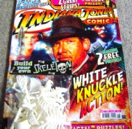 Indiana Jones Comic 2008 - 2009 #6