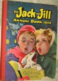 Jack and Jill Book / Annual 1955 - 1986 #1958