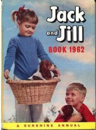 Jack and Jill Book / Annual 1955 - 1986 #1962