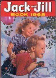 Jack and Jill Book / Annual 1955 - 1986 #1968