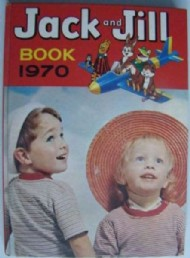 Jack and Jill Book / Annual 1955 - 1986 #1969